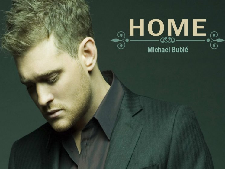 Home by Michael Bublé Kalimba Tabs