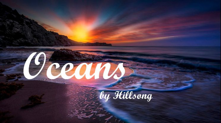 Oceans by Hillsong Kalimba Tabs