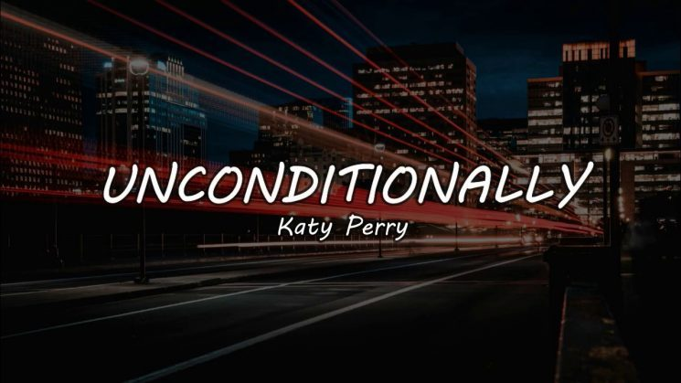 Unconditionally by Katy Perry Kalimba Tabs
