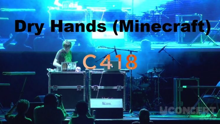 Dry Hands (Minecraft) By C418 Kalimba Tabs
