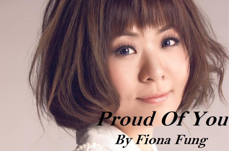 Proud Of You By Fiona Fung Kalimba Tabs
