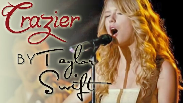 Crazier By Taylor Swift Kalimba Tabs