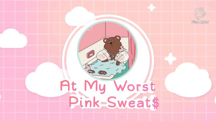 At my worst By Pink Sweat$ Kalimba Tabs