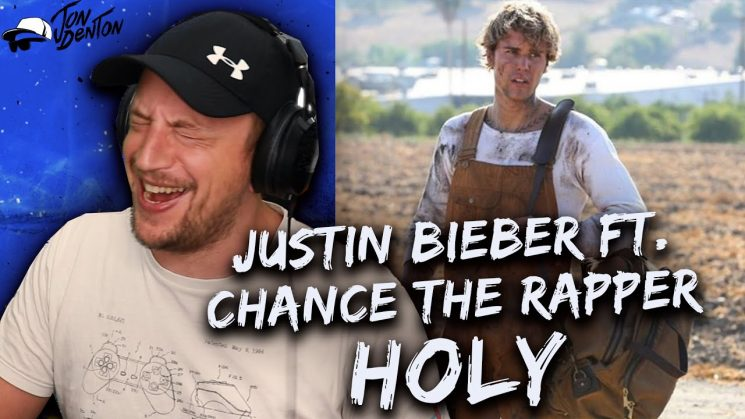 Holy By Justin Bieber ft. Chance The Rapper Kalimba Tabs