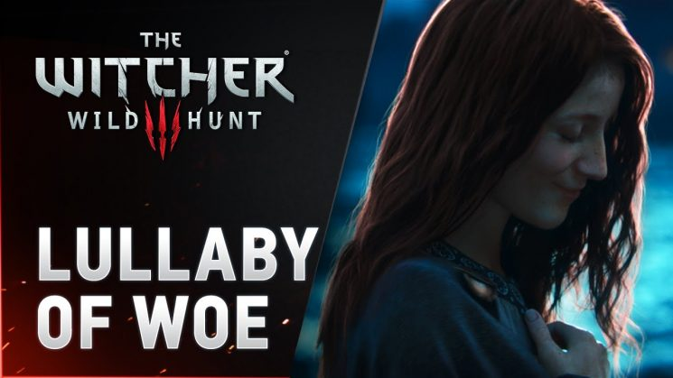 Lullaby Of Woe (A Night to Remember song) By The Witcher 3 OST Kalimba Tabs