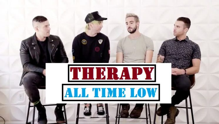Therapy By All Time Low Kalimba Tabs