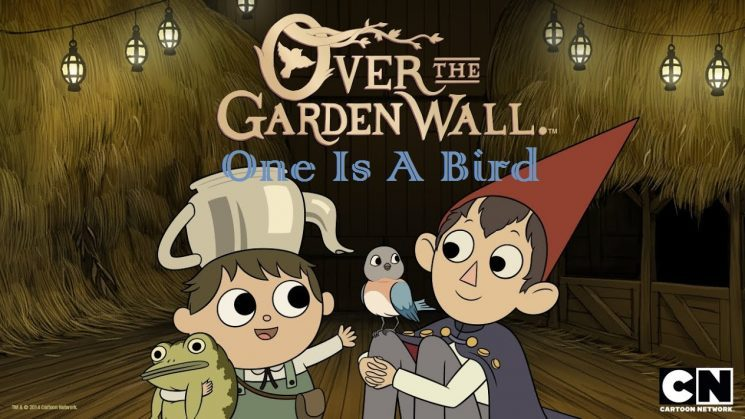 One Is A Bird (Over The Garden Wall) By Petrojvic Blasting Company Kalimba Tabs