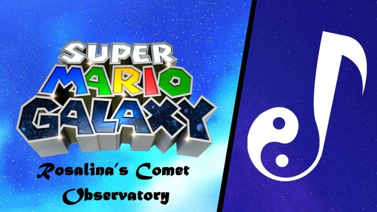 Rosalina's Comet Observatory By Carlos Eiene Kalimba Tabs