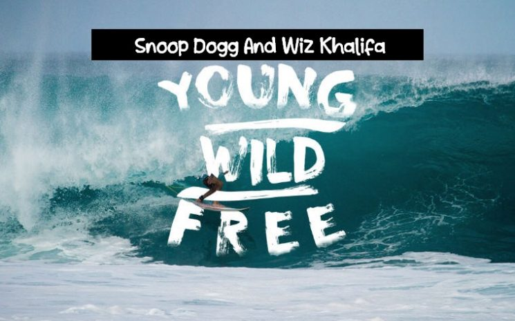 Young Wild And Free By Snoop Dogg And Wiz Khalifa Kalimba Tabs