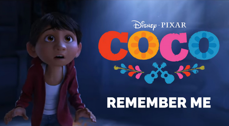 Coco - Remember Me (OST) By Miguel Kalimba Tabs