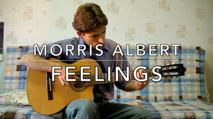 Feelings By Morris Albert Kalimba Tabs