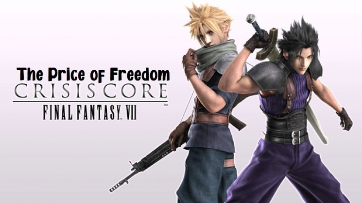 The Price of Freedom (Final Fantasy VII Crisis Core) By Takeharu Ishimoto Kalimba Tabs