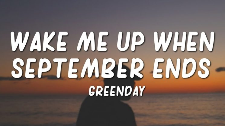 Wake Me Up When September Ends By Green Day Kalimba Tabs