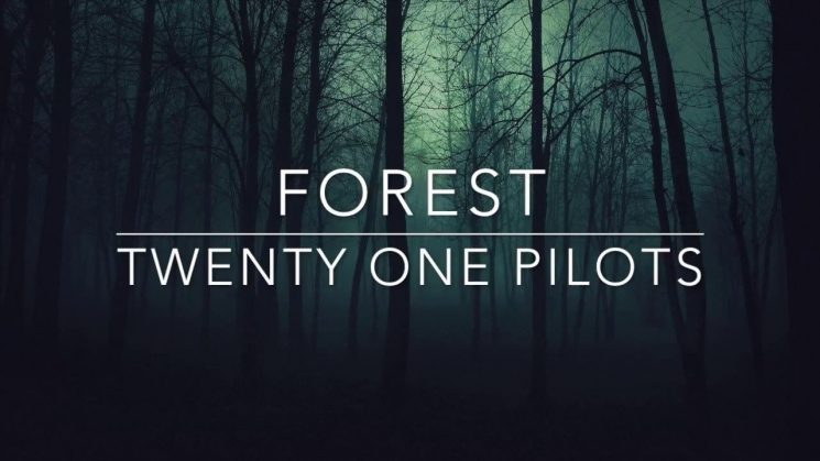 Forest By Twenty One Pilots Kalimba Tabs