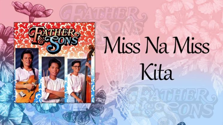 Miss Na Miss Kita By Father & Sons Kalimba Tabs