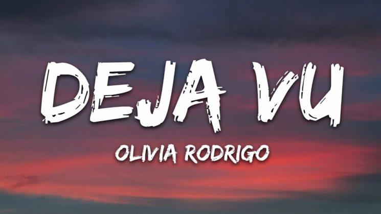 Deja Vu By Olivia Rodrigo Kalimba Tabs