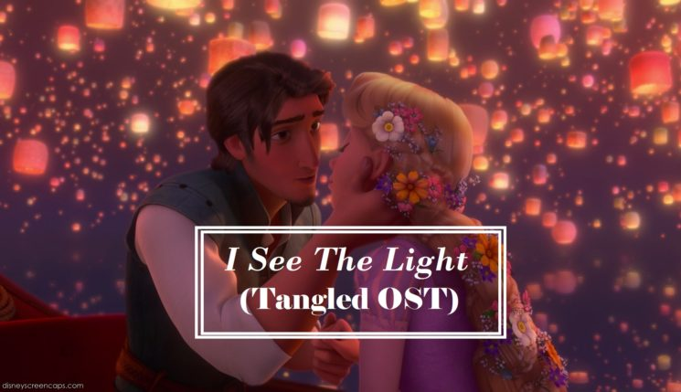I See The Light (Tangled OST) By Mandy Moore, Zachary Levi Kalimba Tabs