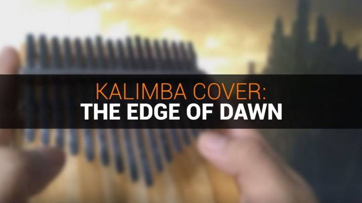 The Edge Of Dawn By Fire Emblem (Three Houses) Kalimba Tabs