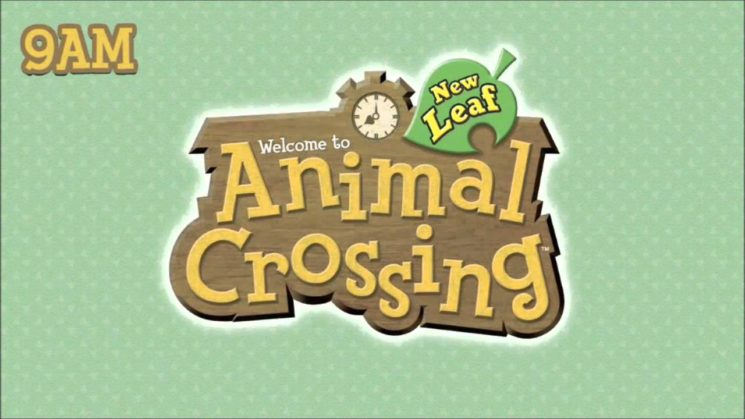 9AM By Animal Crossing (New Leaf) Kalimba Tabs
