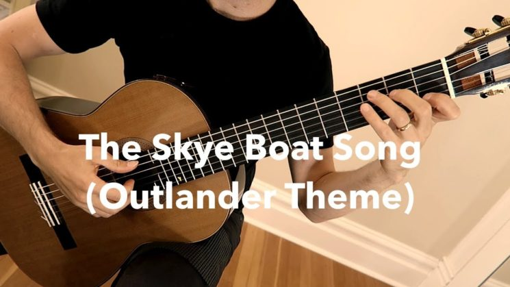 The Skye Boat Song By MrPitchy's Musical Musings Kalimba Tabs