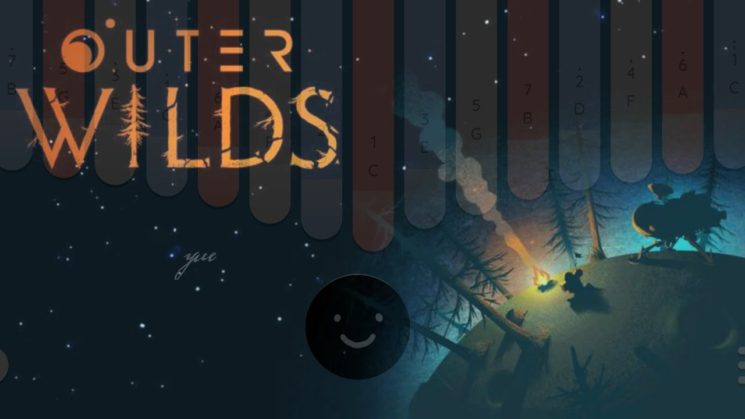 Travelers By Outer Wilds Theme Kalimba Tabs