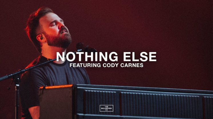 Nothing Else By Cody Carnes Kalimba Tabs