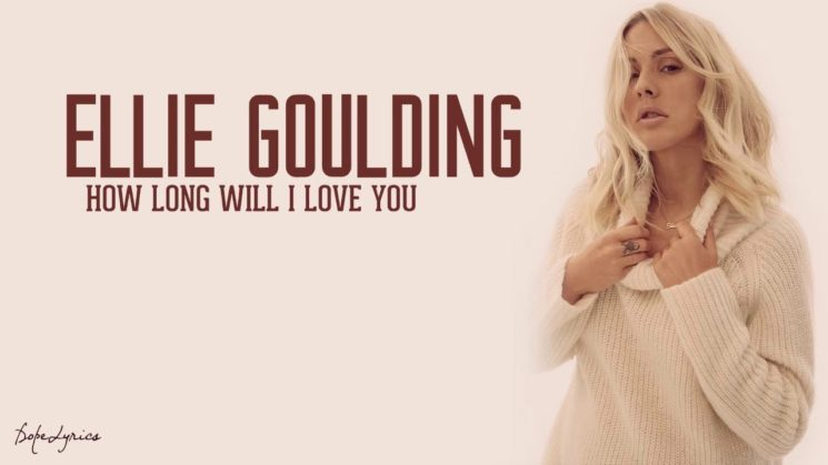 How Long Will I Love You By Ellie Goulding Kalimba Tabs