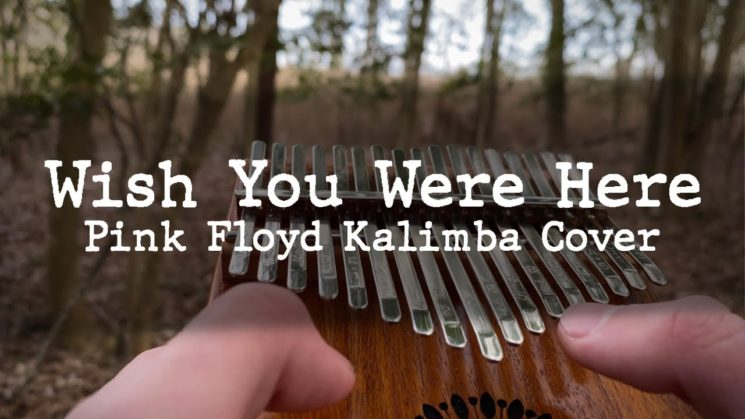 Wish You Were Here By Pink Floyd Kalimba Tabs